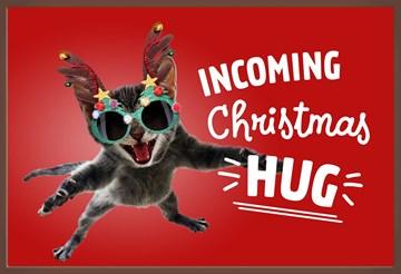 - Kerstkaart-chocolade-Incoming-Christmas-hug