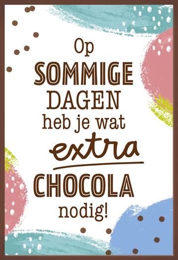 - op-sommige-dagen-extra-chocola